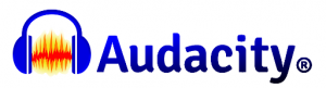 Headphone audacity logo
