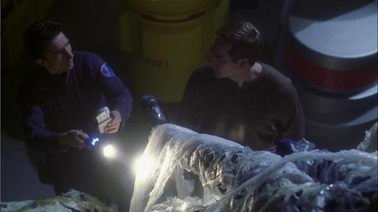 Star Trek Enterprise 1×22 – Vox Sola