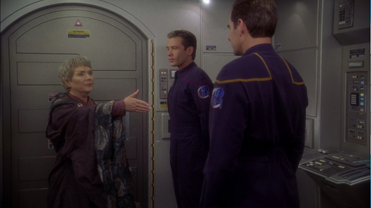 Star Trek Enterprise 1×23 – Fallen Hero