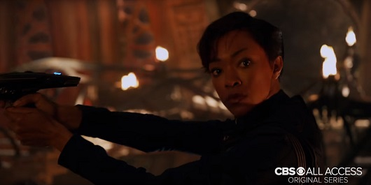 Star Trek Discovery Trailer #2