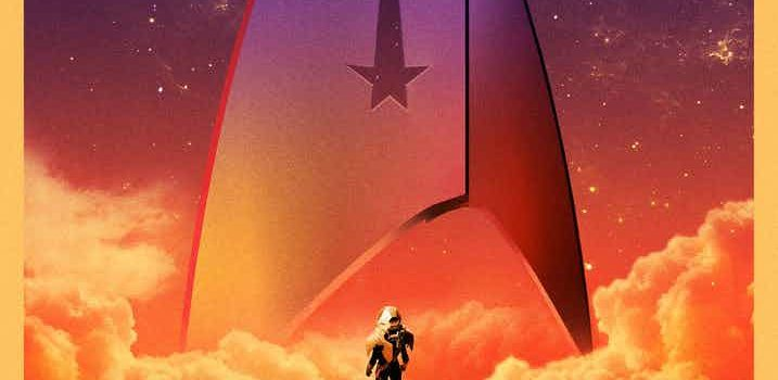 A Quick Celebration of Those Star Trek Discovery Posters
