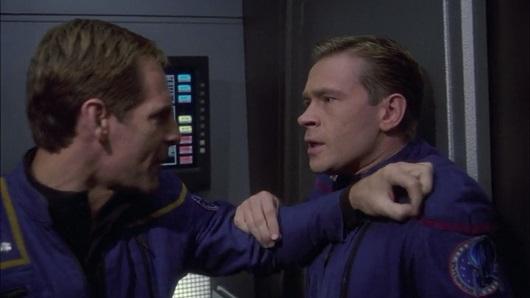Star Trek Enterprise 2×09 – Singularity