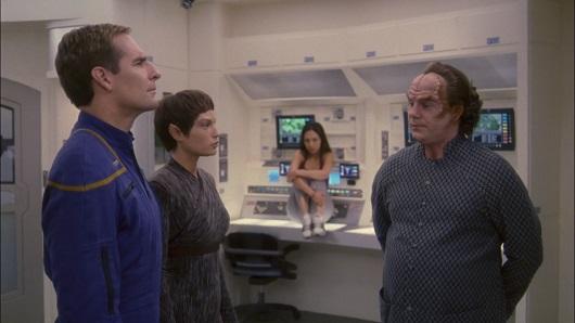 Star Trek Enterprise 2×10 – Vanishing Point