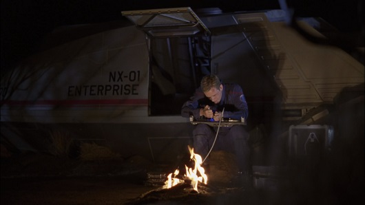 Star Trek Enterprise 2×13 – Dawn