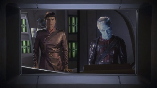 Star Trek Enterprise 2×15 – Cease Fire