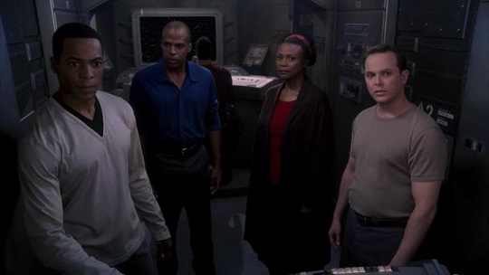 Star Trek Enterprise 2×20 – Horizon