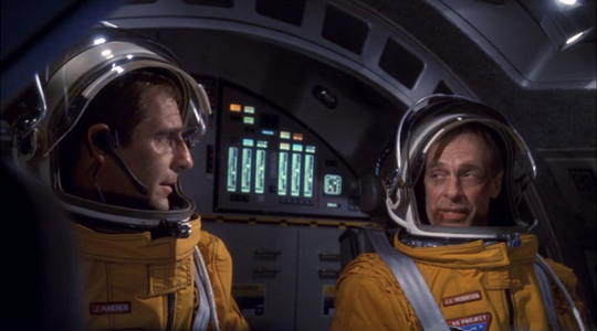 Star Trek Enterprise 2×24 – First Flight