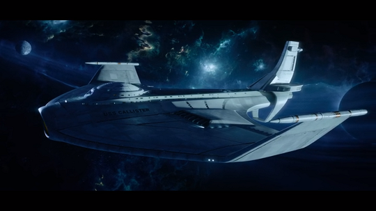 USS Callister in all her glory
