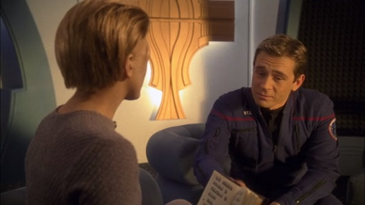 Star Trek Enterprise 2×22 – Cogenitor