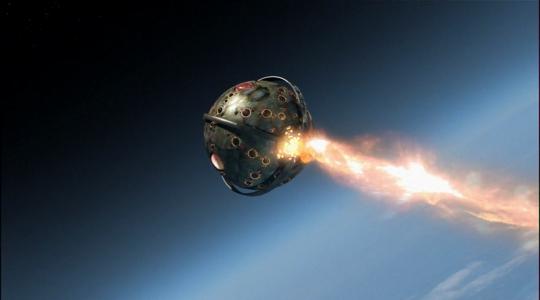 Star Trek Enterprise 2×26 – The Expanse