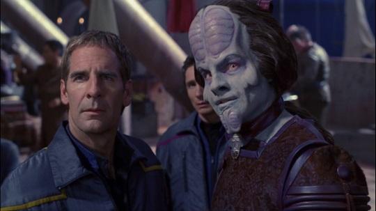 Star Trek Enterprise – 3×04 – Rajiin