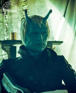 Andorian from the Mirror Universe in The Wolf Inside