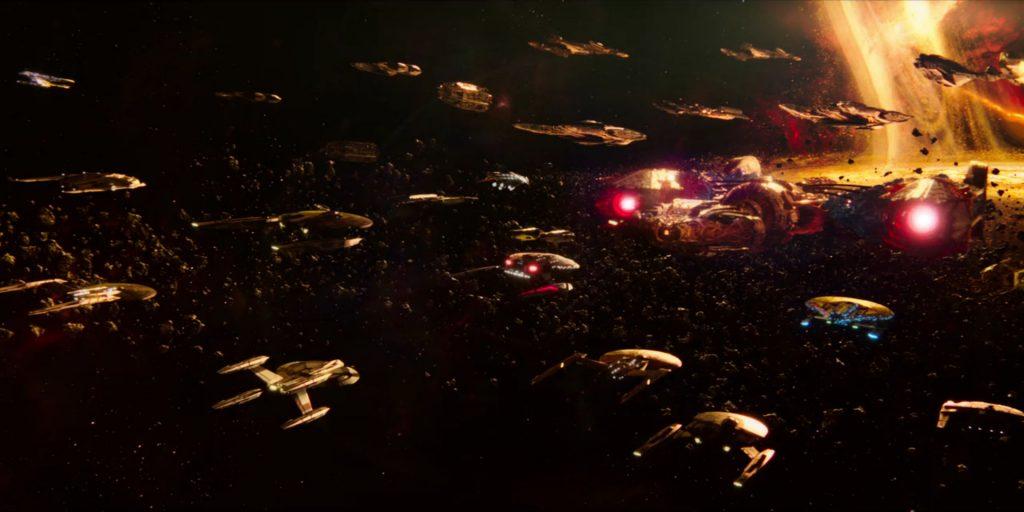 Battle at the Binary Stars